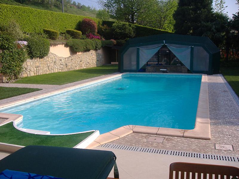 Costruzione piscine p a piscine - Piscine interrate prezzi chiavi in mano ...